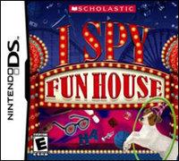 Activision I Spy Funhouse