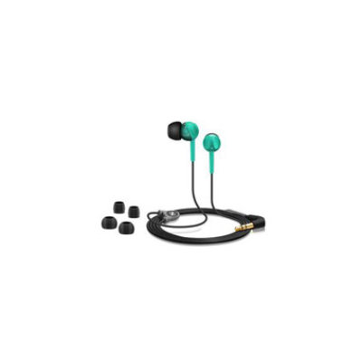 Sennheiser Electronic CX 215 earphones - Green