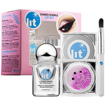 Lit Cosmetics Summer Sparkle Lit Kit Afternoon Delight