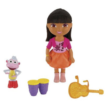 Dora The Explorer Dora the Explorer Musical Adventure Dora & Boots Playset