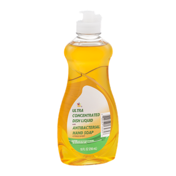 Ahold Ultra Concentrated Dish Liquid and Antibacterial Hand Soap