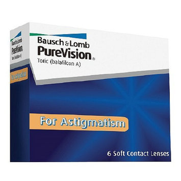 Purevision Contact Lenses Toric 1Box