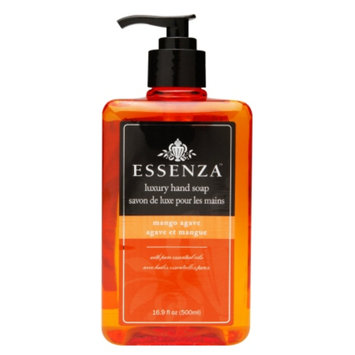 Essenza Luxury Hand Soap, Mango Agave, 16.9 fl oz