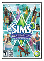 Electronic Arts The Sims 3 Generations Expansion Pack