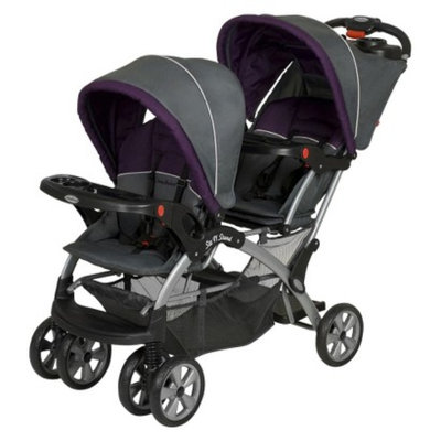 Baby Trend Baby Stroller Sit N Stand Double - Elixer