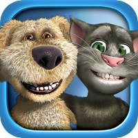 Out Fit 7 Ltd. Talking Tom & Ben News for iPad