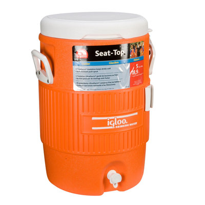 Igloo 385-451 5 gal. Industrial Water Cooler