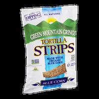 Green Mountain Gringo Tortilla Strips Blue Corn