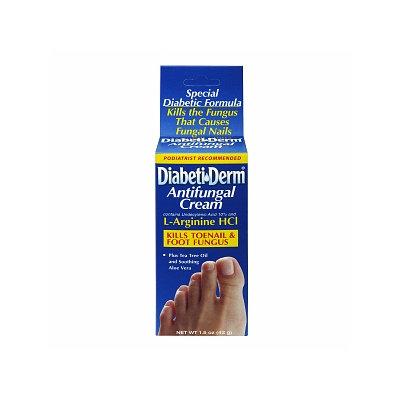 DiabetiDerm Toenail & Foot Antifungal Cream