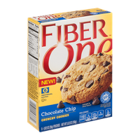 Fiber One Crunchy Chocolate Chip Cookies