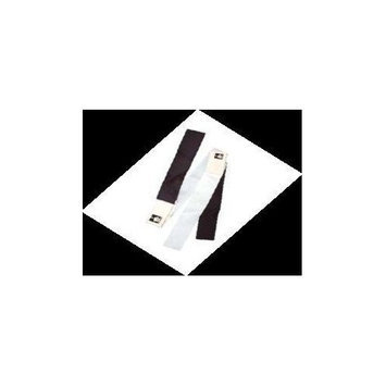 Hallmark Dog Training Supplies Hallmark 76402 Scent Band with Streamers - Small - White