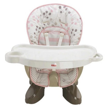 Fisher-Price Space Saver High Chair - Berry