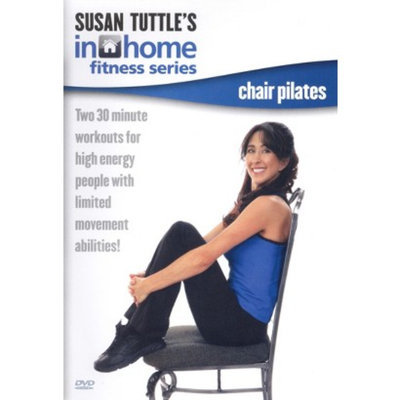 Susan Tuttle's In Home Fitness Series: Chair Pilates