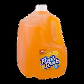 Fruit Rush Fruit Drink Orange