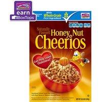 General Mills Honey Nut Cheerios Sweetened Whole Grain Oat Cereal