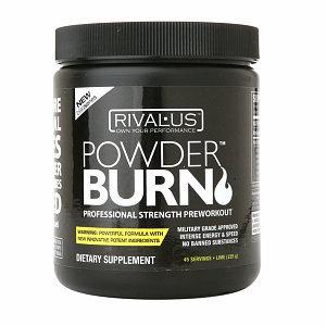 Rivalus Powder Burn Pre-Workout