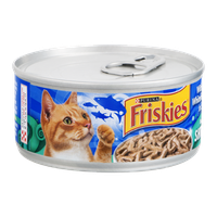 Purina Friskies Savory Shreds with Ocean Whitefish & Tuna in Sauce Cat Food