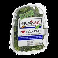 Organicgirl I Heart Baby Kale