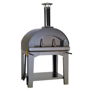 Bull Outdoor Products 66042 Extra Large Pizza Oven and Cart