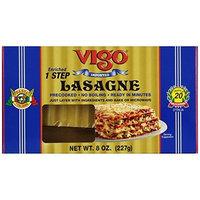 Vigo Pre-Cooked Lasagna, 8-Ounce Boxes (Pack of 12)