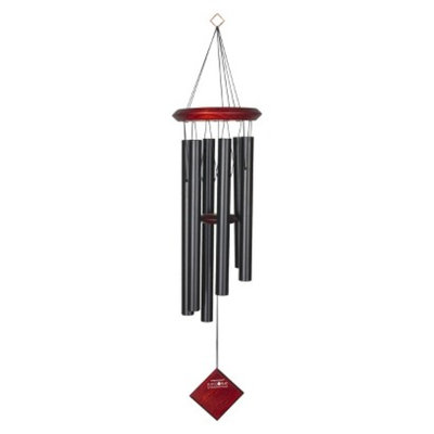 Woodstock Percussion Encore Collection - Chimes of Pluto - Black