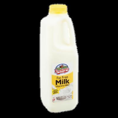 Rosenberger's Fat Free Milk