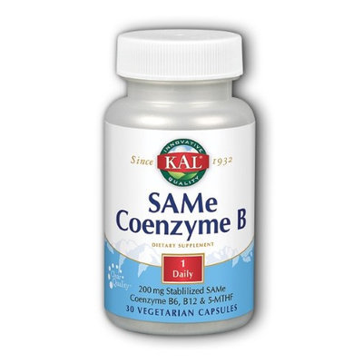 SAMe Coenzyme B 200 mg Kal 30 VCaps
