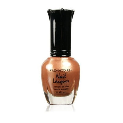 KLEANCOLOR Nail Lacquer 1 - Chocolate Brown