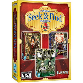 Encore Software ULTIMATE SEEK-AND-FIND CROMCOLLECTION SB CS