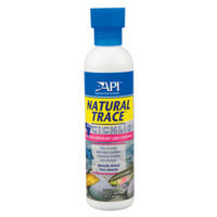 API Natural Trace Cichlid Aquarium Water Conditioner