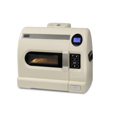 Bready Robot Fully-Automatic Baking System