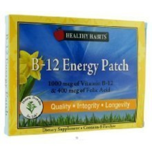 Healthy Habits Vitamin B12 Patch (8 Patches)