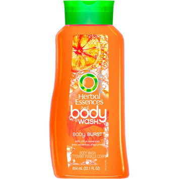 Herbal Essences Body Burst Body Wash, 22.1 fl oz