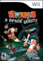 THQ Worms: A Space Oddity