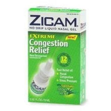 Zicam Extreme Congestion Relief Nasal Spray .5 Fl Oz