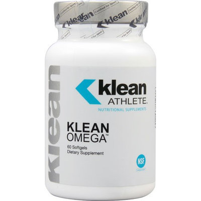 Klean Athlete - Omega-3 - 60 Softgels