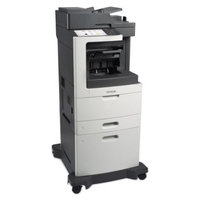 Lexmark 24T7415 Lexmark MX810dxe Multifunction Laser Printer, Copy/Fax/Print/Scan