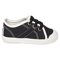 Toddler Boy's United Shoes of America Timmy Sneakers - Jet Black 10