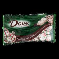 Dove Peppermint Bark Chocolate Promises