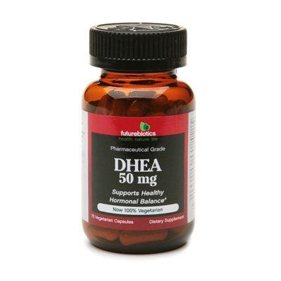 Futurebiotics DHEA 50mg Vegetarian Capsules