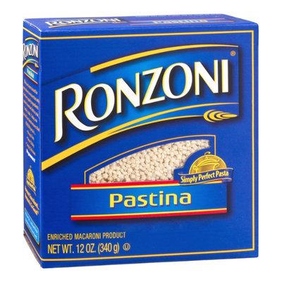 Ronzoni Enriched Macaroni Product Pastina