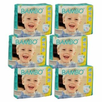 Bambo Nature Premium Eco-Friendly Training Pants, 4+ Maxi Plus, 1 ea