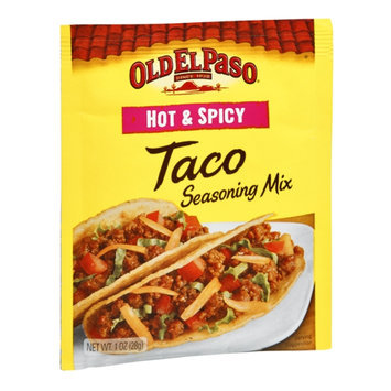 Old El Paso Hot & Spicy Taco Seasoning Mix