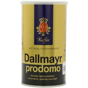 Dallmayr Gourmet Coffee, Prodomo (Ground), 17.6-Ounce Tins (Pack of 3)
