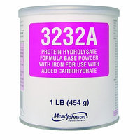 Mead Johnson 3232 A Protein Hydrolysate Formula Base Powder