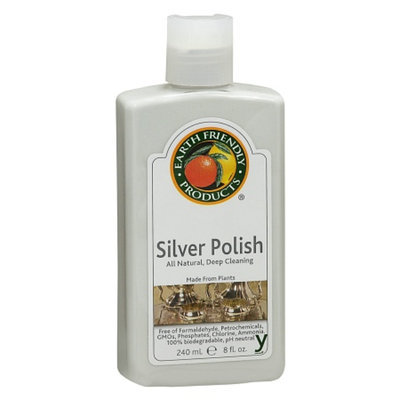 Earth Friendly Products Silver Polish