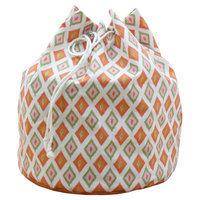 Brite Ideas Living Carnival Gumdrop Round Laundry Bag