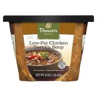 Panera Bread Low-Fat Chicken Tortilla Soup