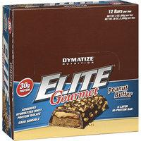 Dymatize Nutrition Elite Gourmet Peanut Butter Hi-Protein Bars