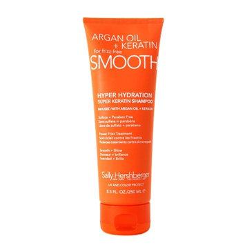 Sally Hershberger Hyper Hydration Super Keratin Shampoo, Argan Oil + Keratin